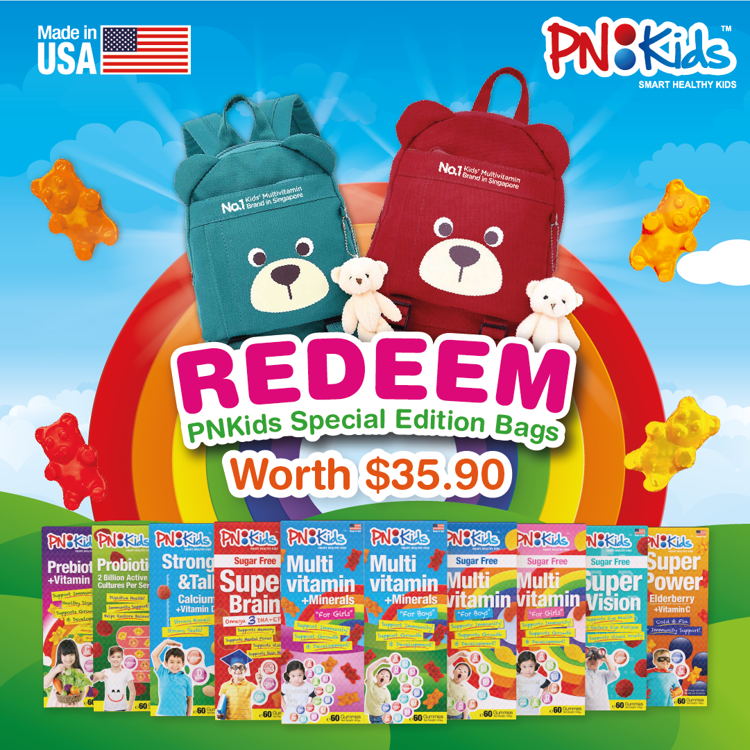 PNKids Special Edition Bag